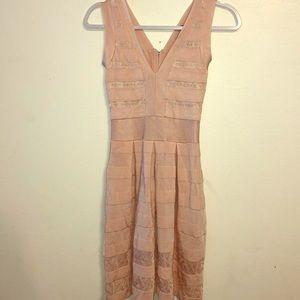 Euc French Connection ALine mini sweater dress